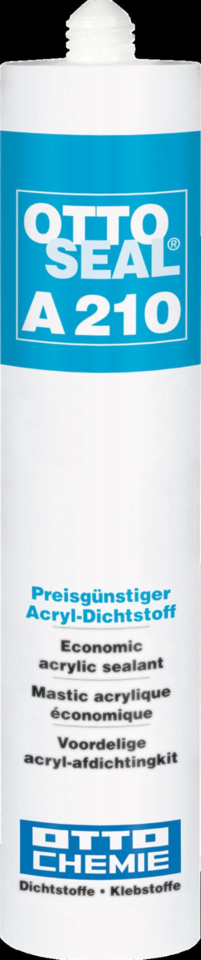 OTTOSEAL A210 Der preisgünstige Acryl-Dichtstoff