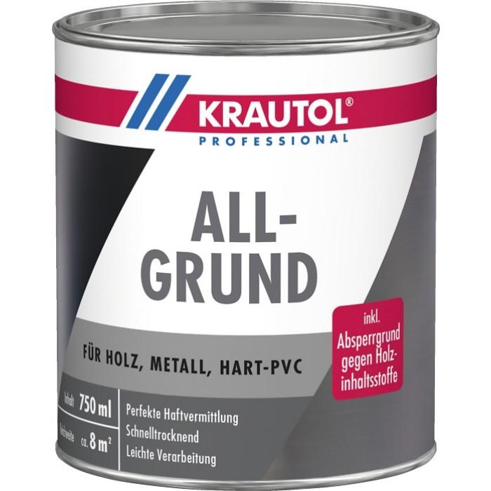 KRAUTOL ALLGRUND weiß - schnelltrocknende Acryl-Grundierung