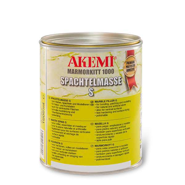 Akemi Marmorkitt 1000 S