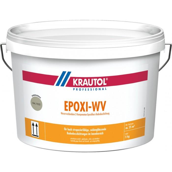 KRAUTOL EPOXI-WV 5Kg 2-K Bodensiegel - carbonfaserverstärkte 2-K-Epoxidhaz
