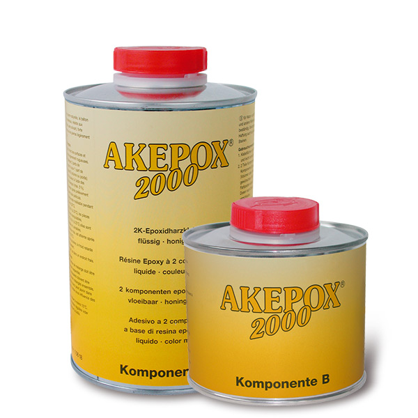 Akemi AKEPOX 2000 2K-Kleber 1,5kg 10618