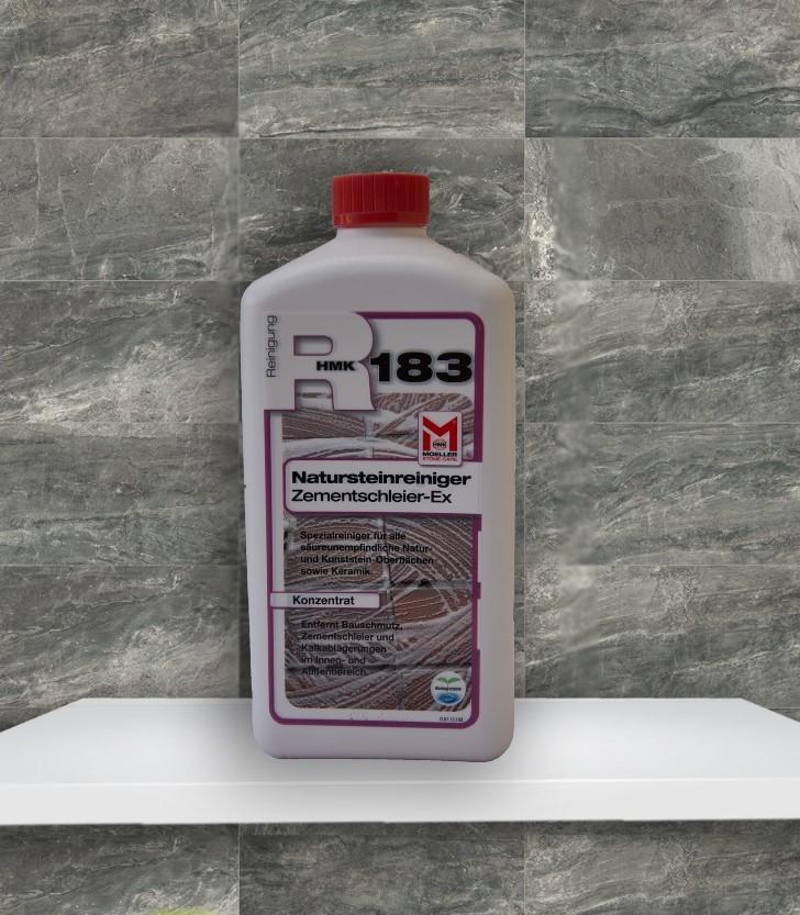 HMK R183 Natursteinreiniger - Zementschleier-Ex
