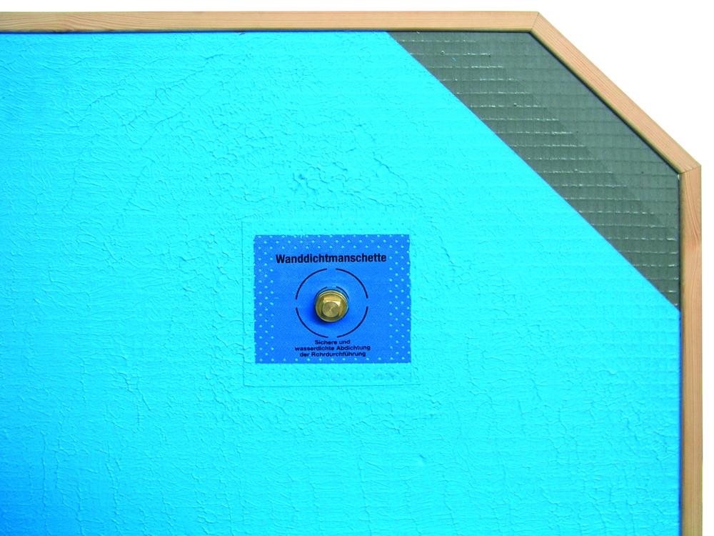 OTTOFLEX Wanddichtmanschette 15x15cm