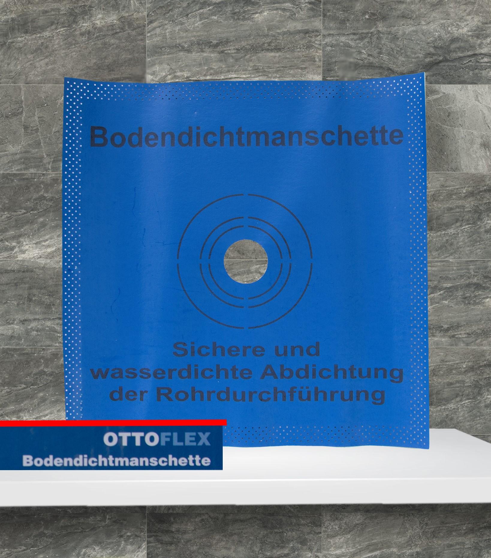 OTTOFLEX Bodendichtmanschette 42,5x42,5 cm