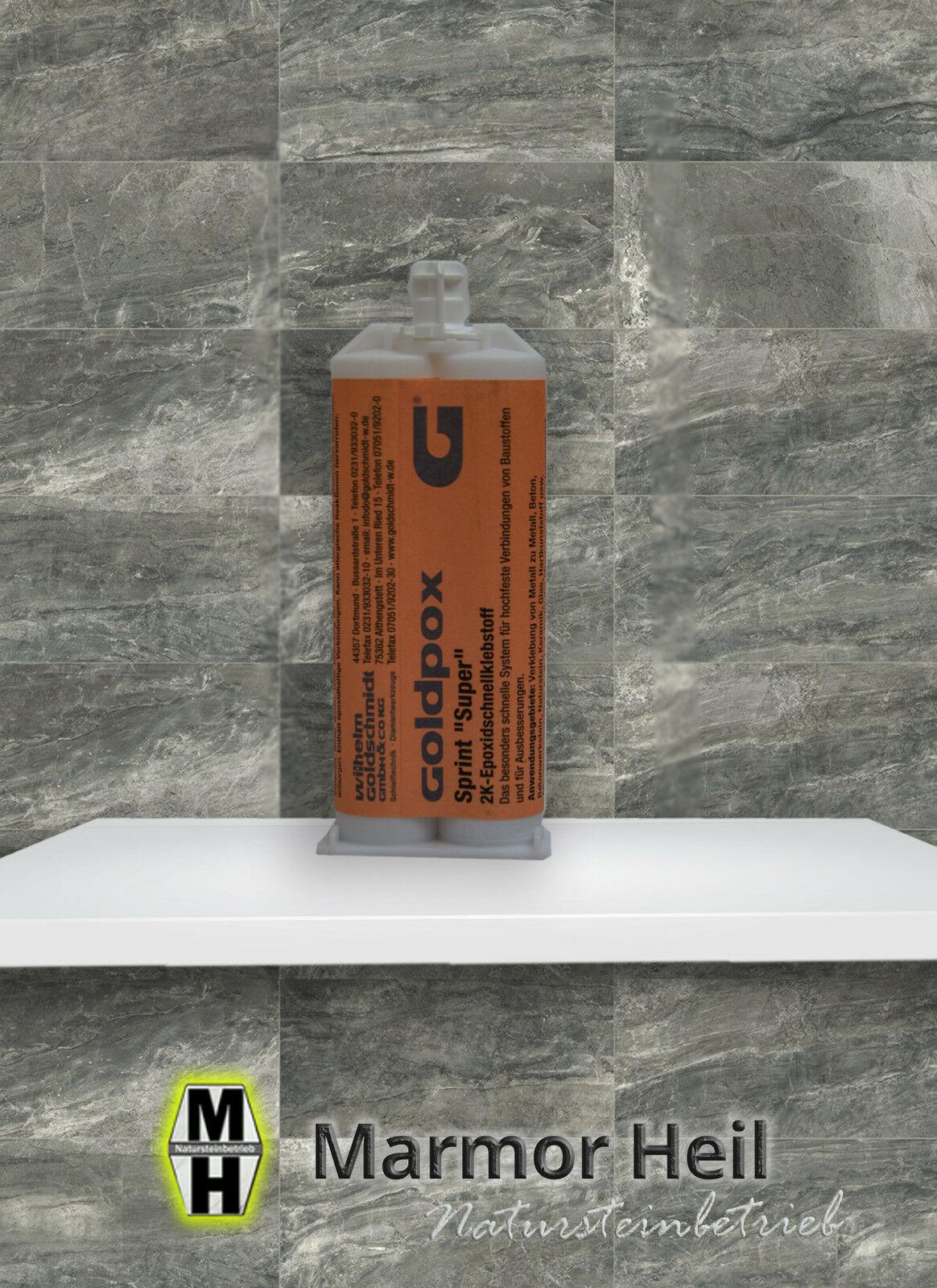 Goldpox Sprint Super Epoxidharz-Basis 50ml transparent