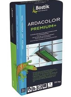 Bostik ARDACOLOR PREMIUM+ - Flexibler, Multifunktioneller Fugenmörtel 5KG