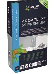 Bostik ARDAFLEX S2 PREMIUM Extrem flexibler, weißer Leichtkleber