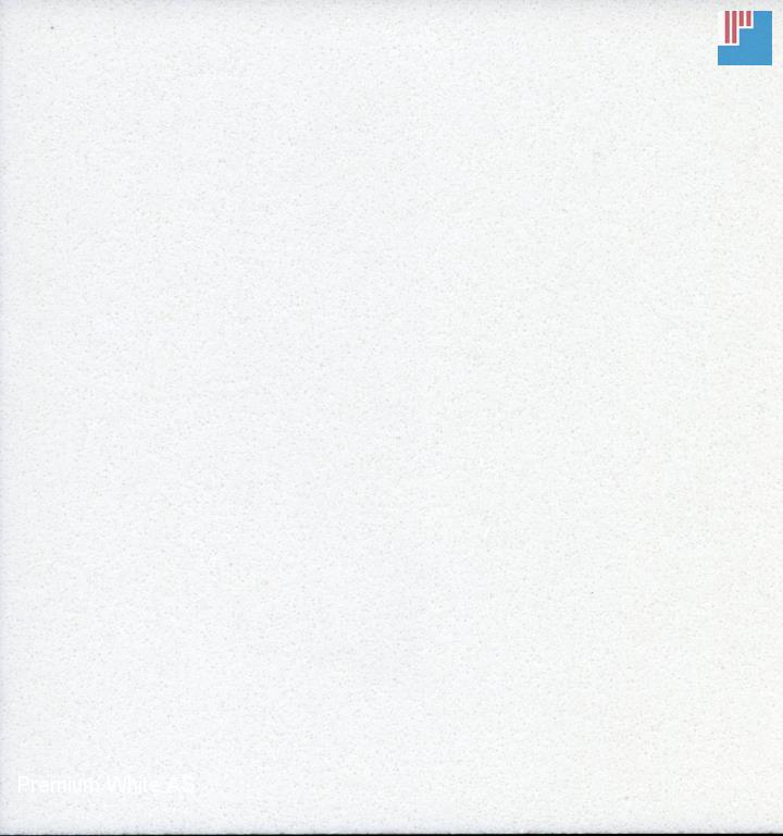 Premium White Fensterbank Poliert Agglo (Kunststein)