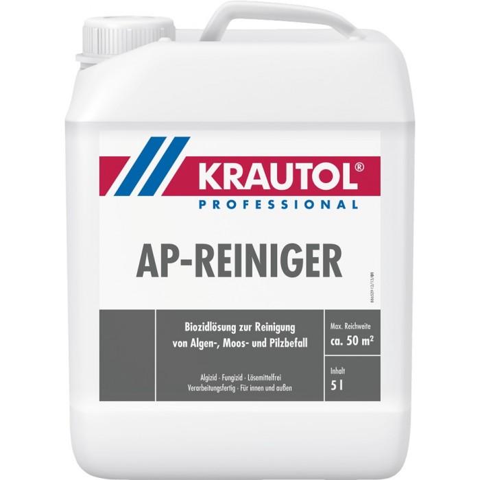 KRAUTOL AP-REINIGER transparent - Reinigungsmittel für Algen und Pilze