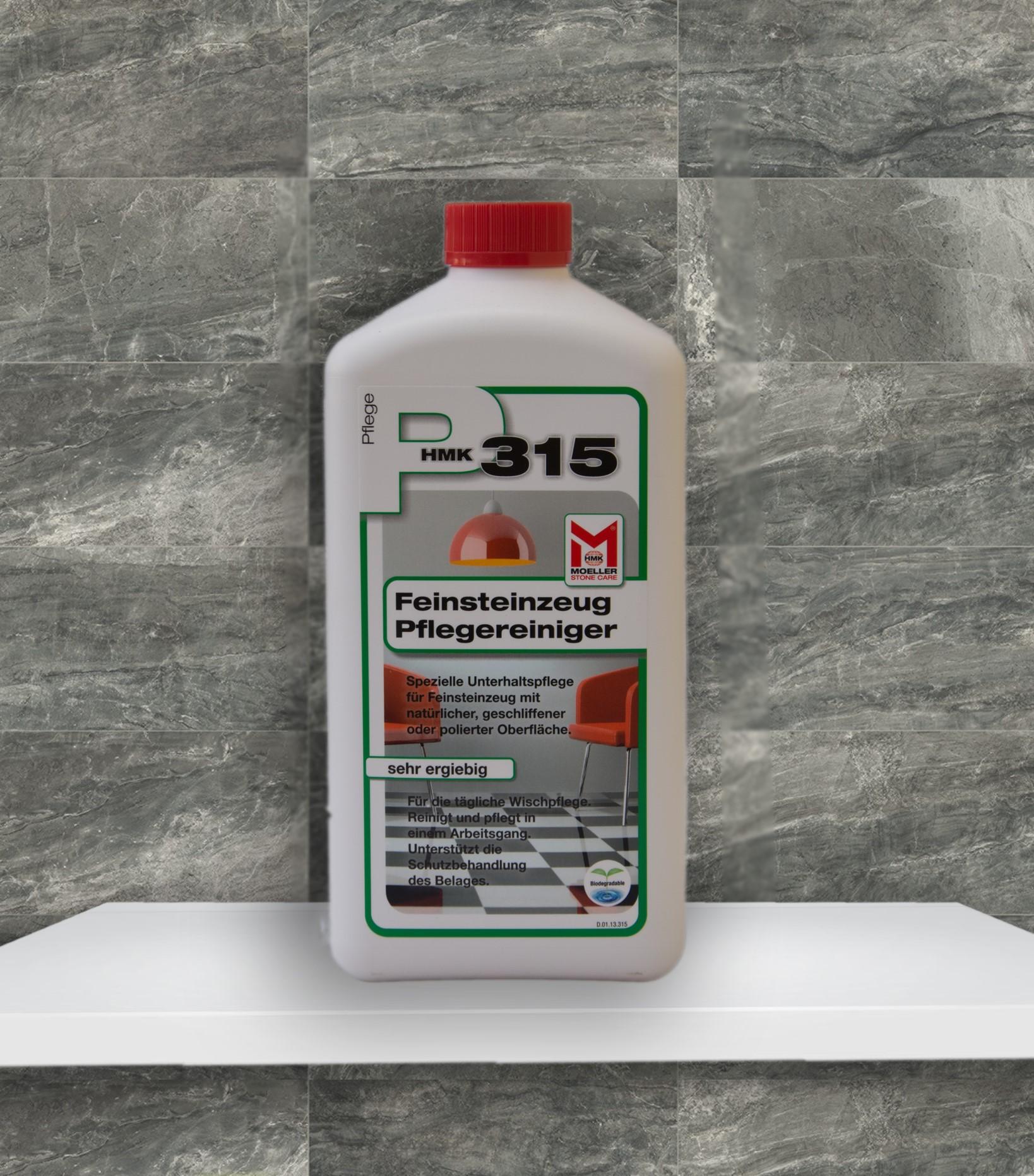HMK P315 Feinsteinzeug- Pflegereiniger