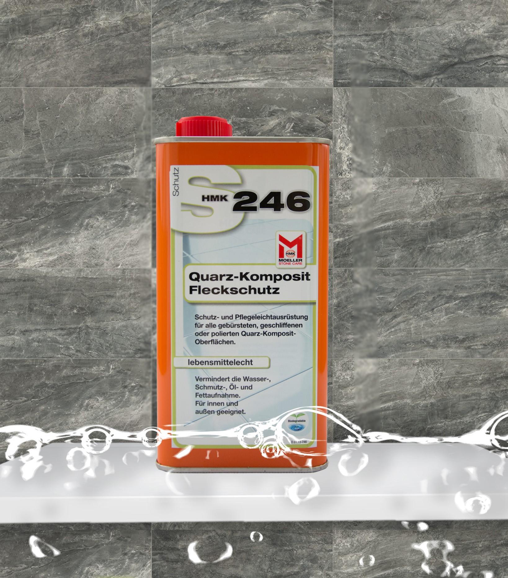 HMK S246 Quarz Komposit Fleckschutz 1Ltr.