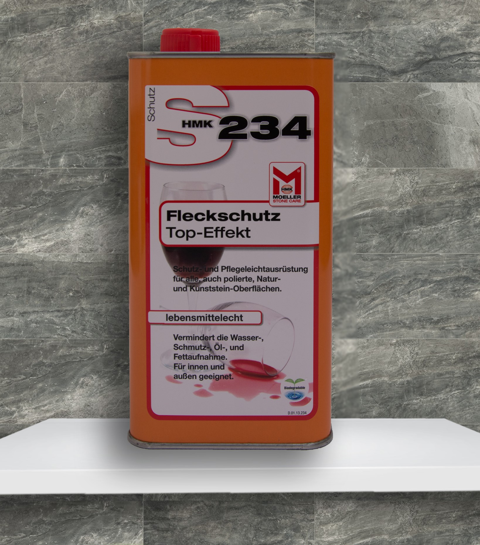 HMK S234 Fleckschutz - Top-Effekt
