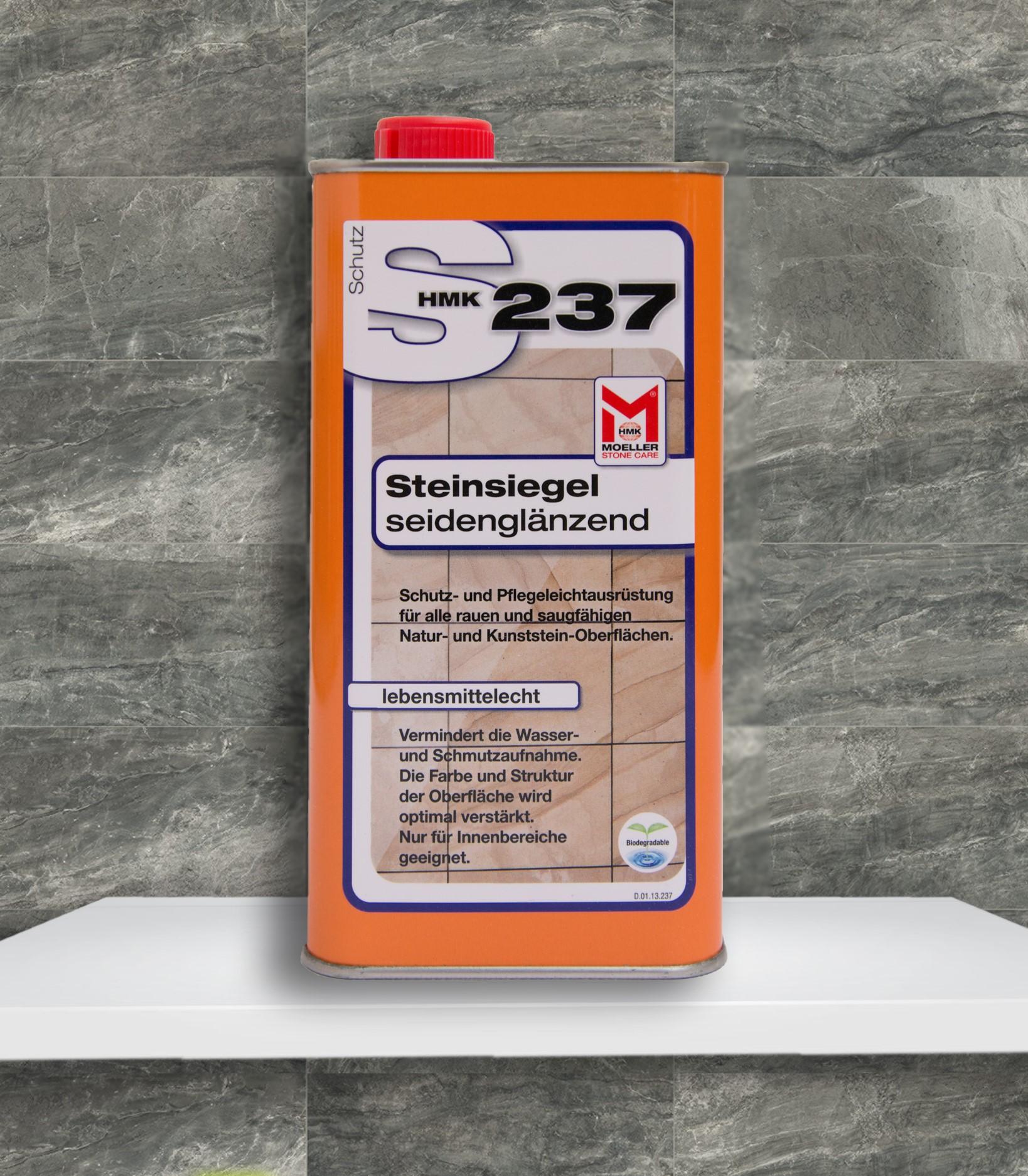 HMK S237 Steinsiegel - seidenglänzend