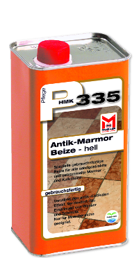 HMK P335 Antik-Marmor-Beize - hell 1 Ltr.