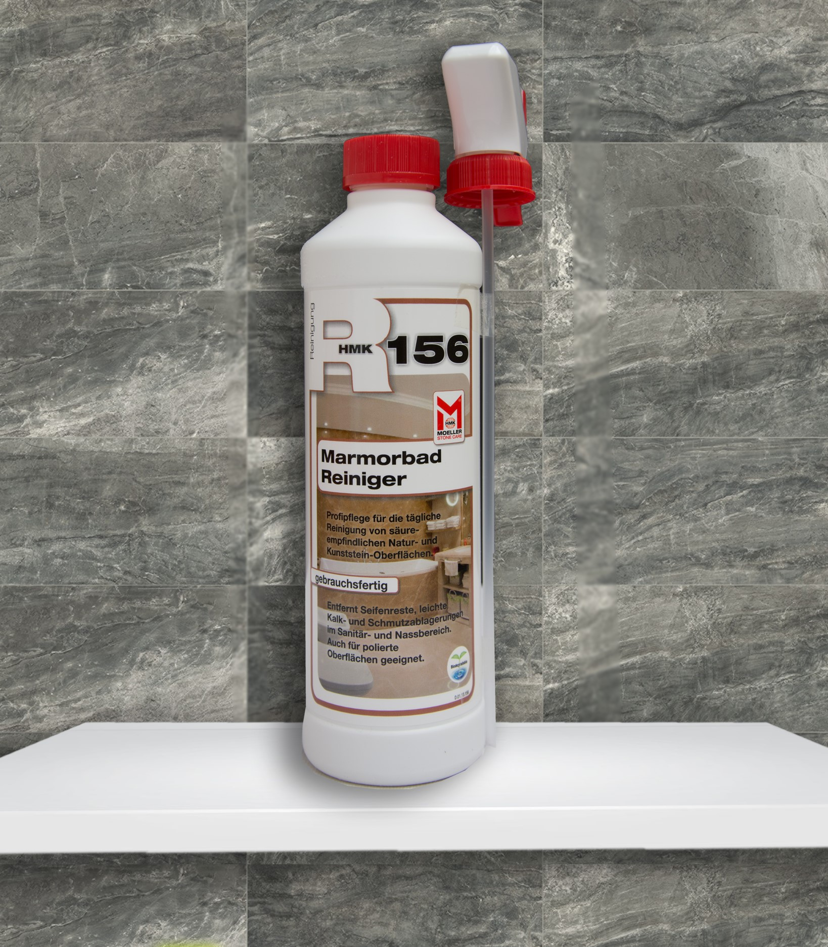 HMK R156 Marmorbad-Reiniger 500ml
