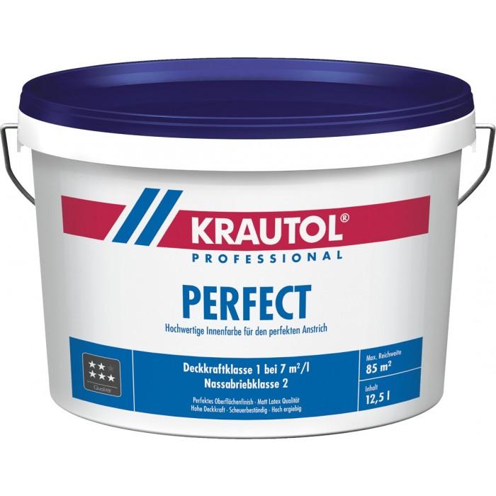 KRAUTOL PERFECT weiß - Hochwertige Innenfarbe für den perfekten Anstrich