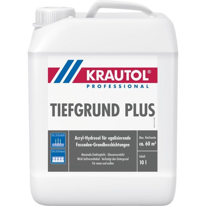 KRAUTOL TIEFGRUND PLUS - Acryl-Hydrosol