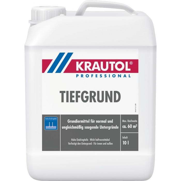 KRAUTOL TIEFGRUND - Grundiermittel für saugende Untergründe