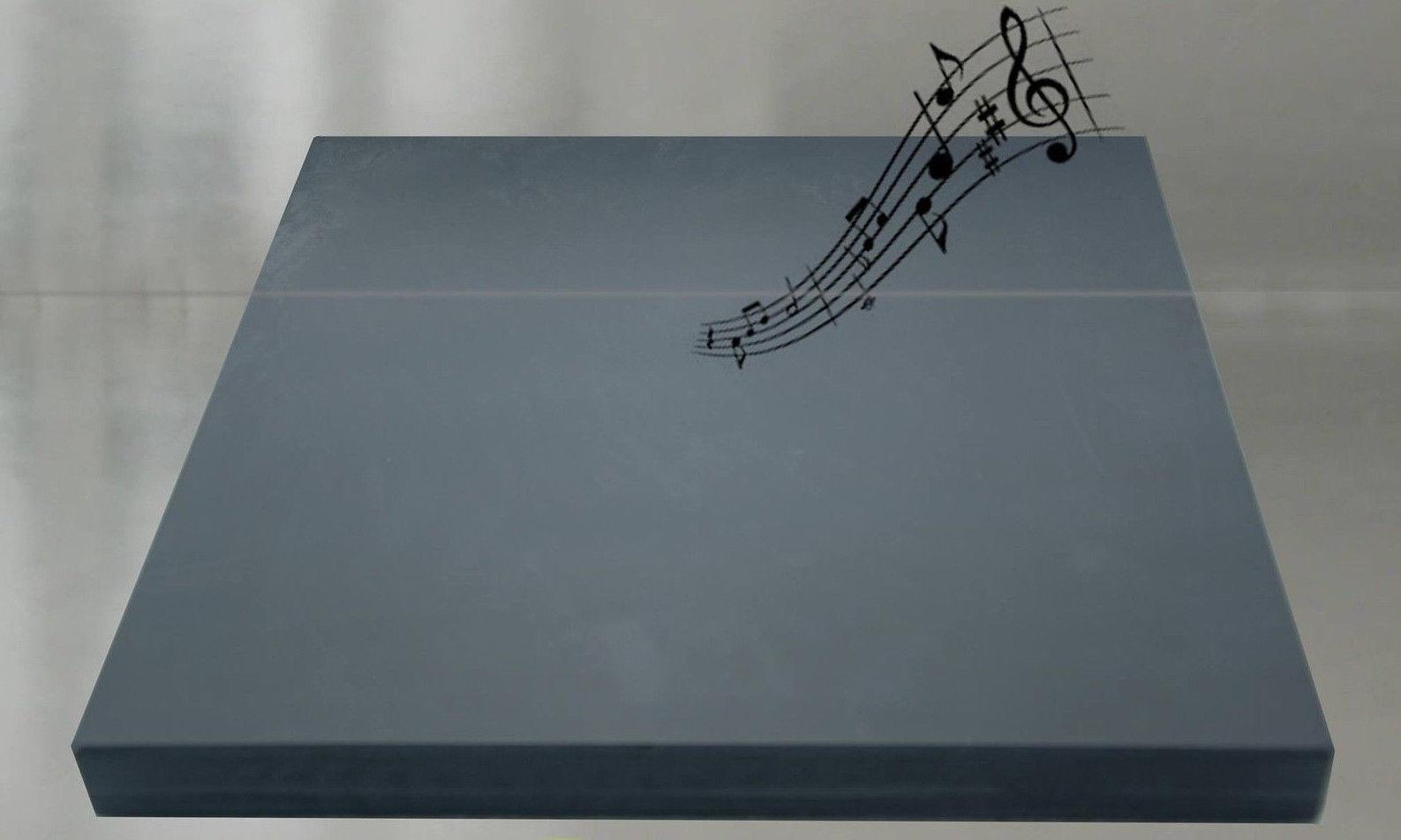 Schiefer Brasil Black 3cm Entkopplungsplatte