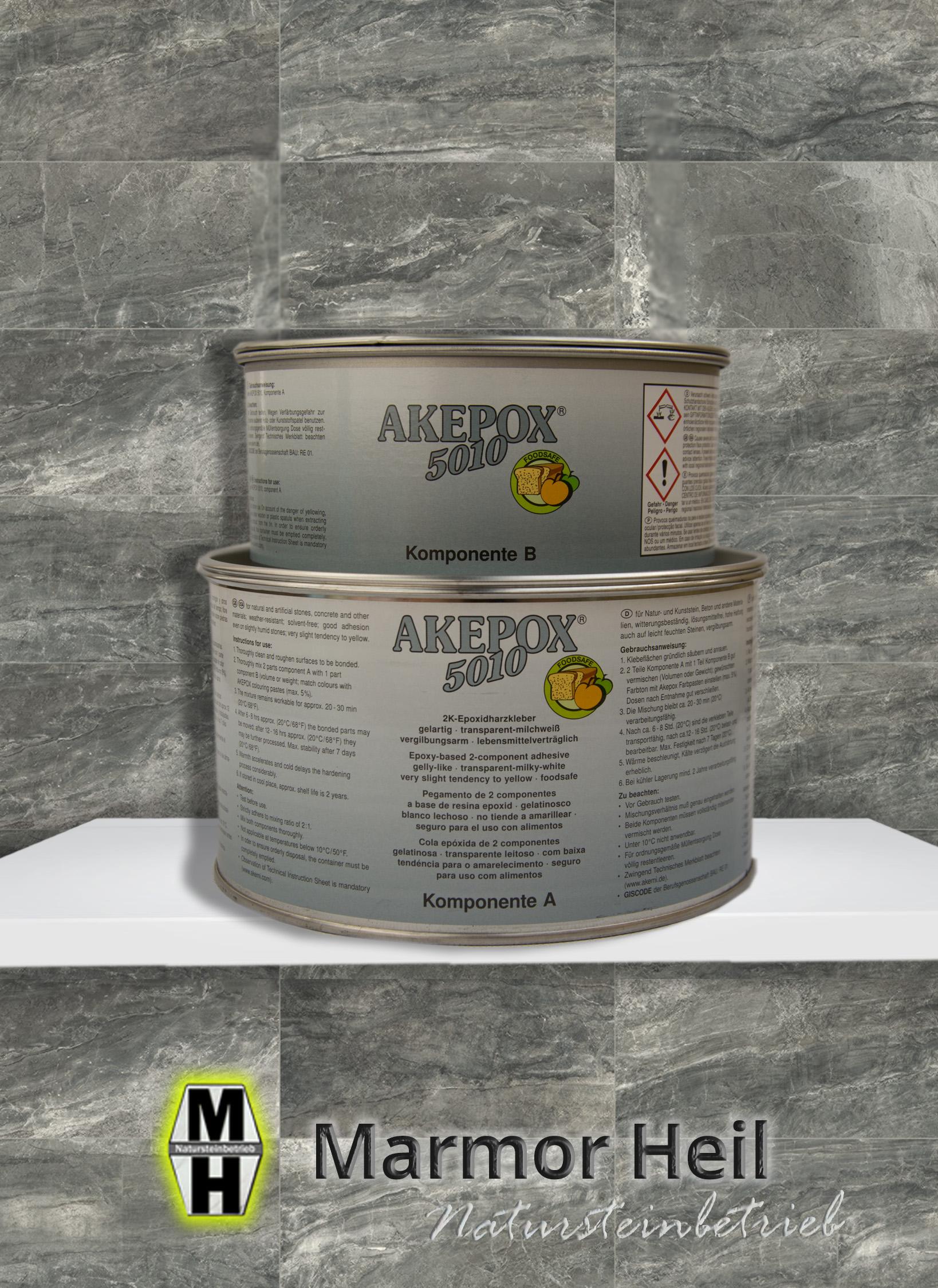 Akemi Akepox 5010 - 2K-Epoxidharzkleber