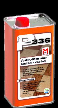 HMK P336 Antik-Marmor-Beize - dunkel 1 Ltr.