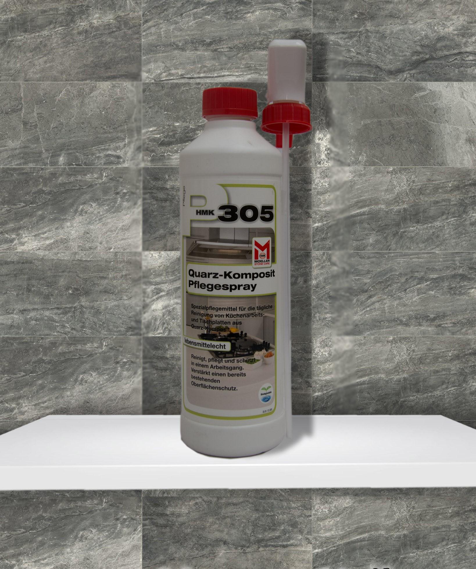 HMK P305 Quarz-Komposit Pflegespray 500ml