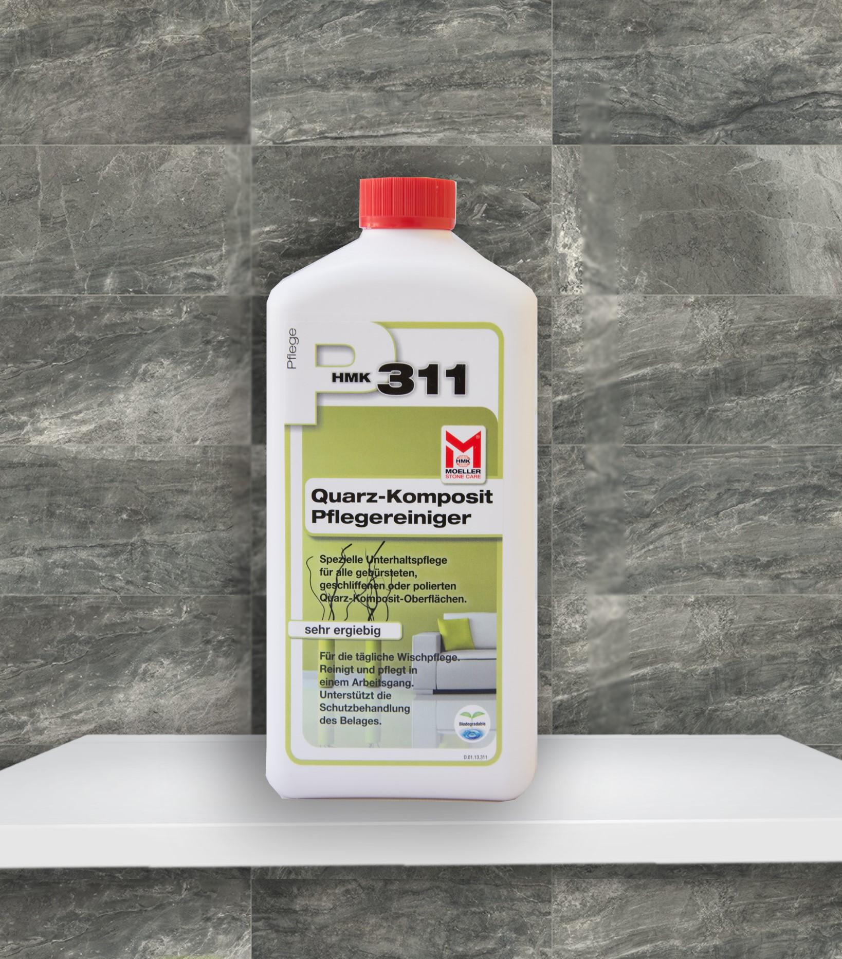 HMK P311 Quarz-Komosit Pflegereiniger 1 Ltr.
