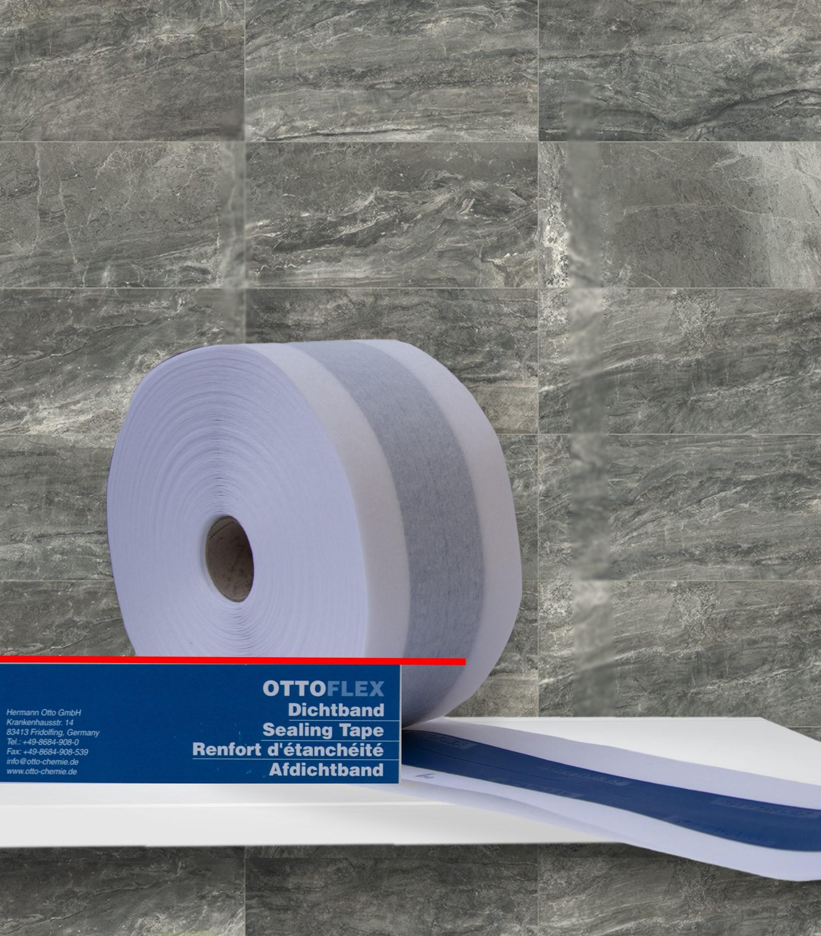 OTTOFLEX Objektdichtband 50m Rolle