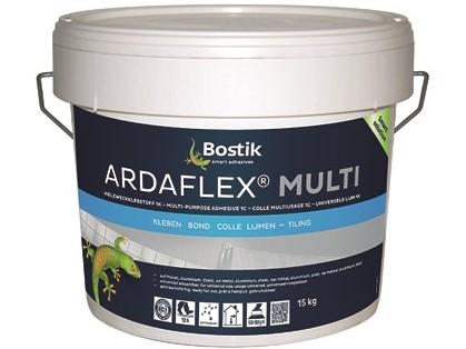 Bostik ARDAFLEX MULTI - Vielzweckklebstoff 1K Hybrid 15KG