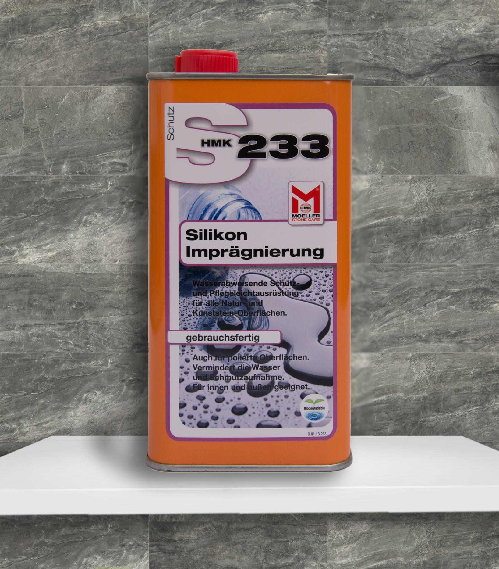 HMK S233 Silikon-Imprägnierung