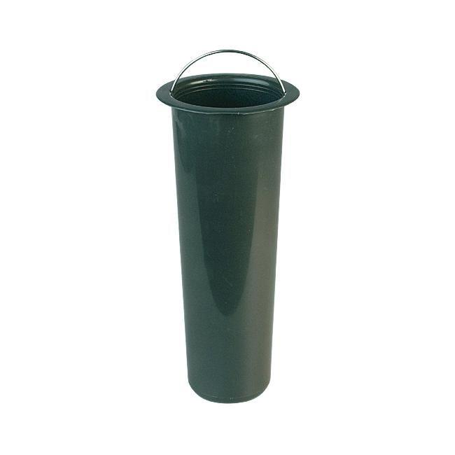 Strassacker Vaseneinsatz für Grabvasen H27cm Ø11cm