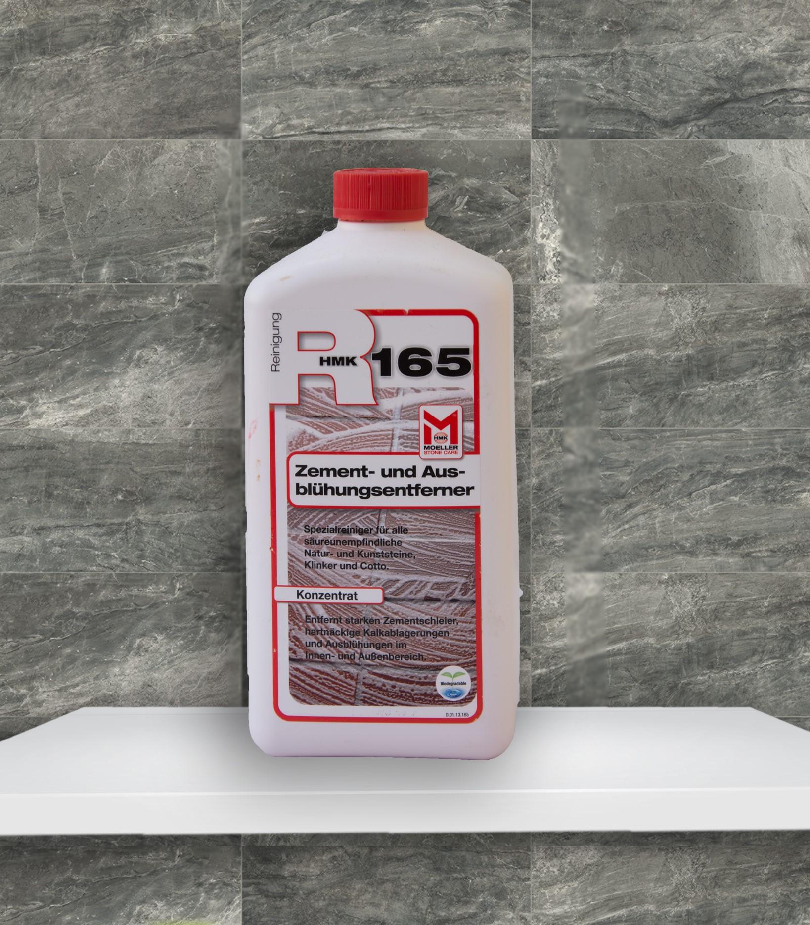 HMK R165 Zement- und Ausblühungsentferner