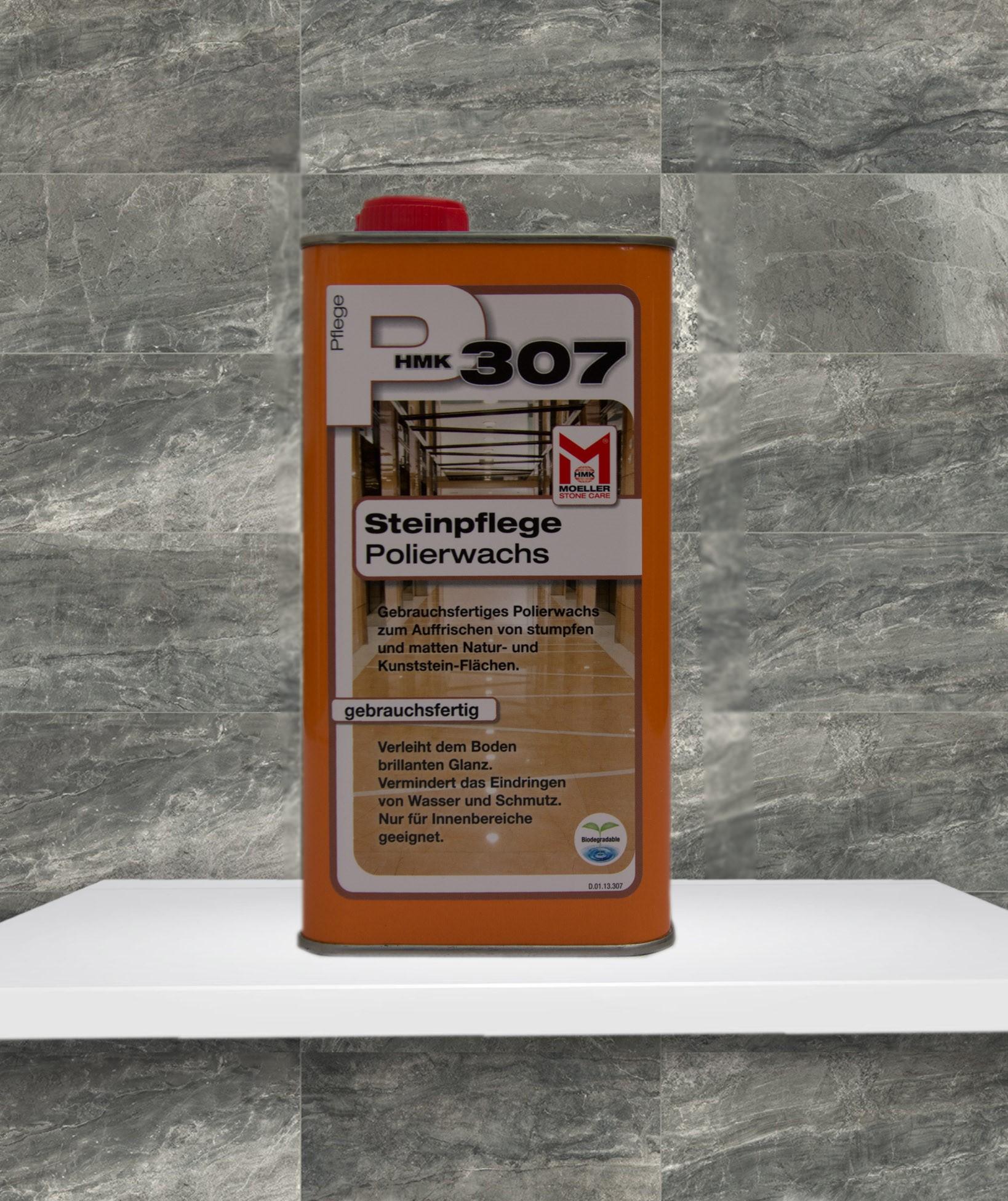 HMK P307 Steinpflege - Polierwachs