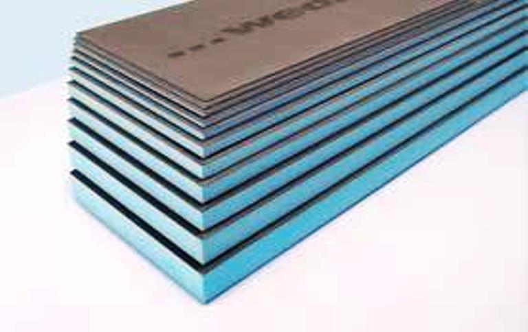 10 Stück XXL Wedi Bauplatten 2500x1200mm (L x B)
