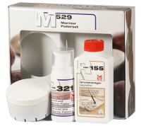 HMK M529 Marmor Polier-Set