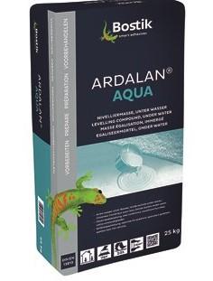 Bostik ARDALAN AQUA - Hochwertige Nivelliermasse 25kg innen, aussen, unter Wasser
