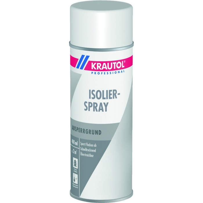 KRAUTOL ZINKSPRAY grau, Korrosionsschutz für alle Eisenmetalle 400ml Spraydose