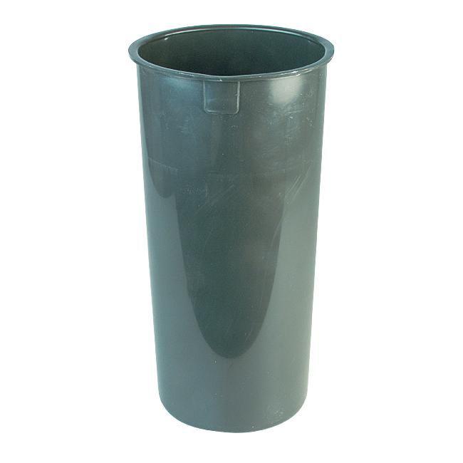 Strassacker Vaseneinsatz für Grabvasen H23cm Ø12cm